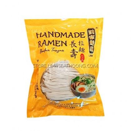 LJMX Handmade Ramen 手工长寿拉面 - 500g/20pkt/ctn