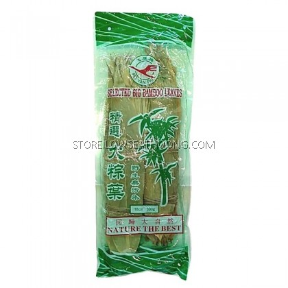 Daun Bamboo 上海粽叶 - 10cm/300g/67pkt/ctn